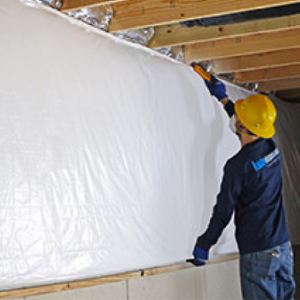 Insulation miami lumber for Basement insulation blanket